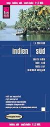 India, Southern by Reise Know-How Verlag