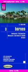 Borneo, Indonesia by Reise Know-How Verlag