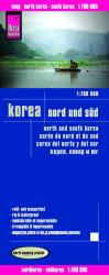 Korea, North and South by Reise Know-How Verlag