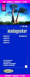 Madagascar and Comoros by Reise Know-How Verlag