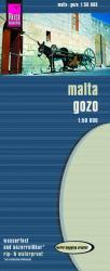 Malta and Gozo by Reise Know-How Verlag