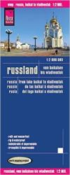Russia, from Lake Baikal to Vladivostok by Reise Know-How Verlag