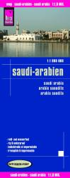 Saudi Arabia by Reise Know-How Verlag