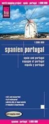 Spain and Portugal (with Canary Islands) by Reise Know-How Verlag