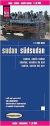 Sudan and South Sudan by Reise Know-How Verlag