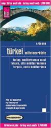 Turkey and The Mediterranean Coast by Reise Know-How Verlag