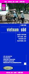Vietnam, Southern by Reise Know-How Verlag