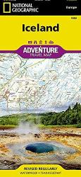 Iceland Adventure Map 3302 by National Geographic Maps