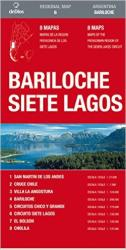 Bariloche and Siete Lagos by deDios Editores