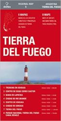 Tierra Del Fuego, Chile and Argentina by deDios Editores