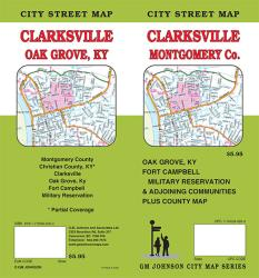 Clarksville and Montgomery County, Tennessee by GM Johnson