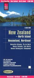 New Zealand, North Island by Reise Know-How Verlag