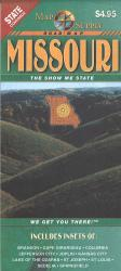 Missouri: The Show Me State by Map Supply, Inc.
