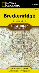 Breckenridge Local Trails Map & Guide by National Geographic