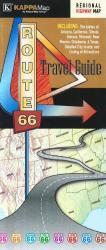 Historic Route 66, Folded Map by Kappa Map Group