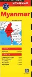 Myanmar by Periplus Editions