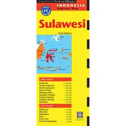 Sulawesi, Indonesia by Periplus Editions