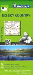 Big Sky Country (172) by Michelin Maps and Guides