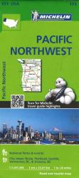 Pacific Northwest (171) by Michelin Maps and Guides