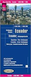Ecuador and the Galapagos Islands by Reise Know-How Verlag