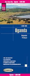 Uganda by Reise Know-How Verlag