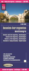 Bosnia-Herzegovina and Montenegro by Reise Know-How Verlag