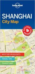 Shanghai, China City Map by Lonely Planet Publications