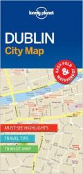 Dublin, Ireland City Map by Lonely Planet Publications