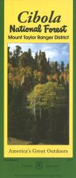 Cibola National Forest - Mount Taylor Ranger District by United States Forest Service