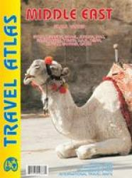 Middle East Pocket Travel Atlas by International Travel Maps