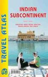 Indian Subcontinent Pocket Travel Atlas by International Travel Maps
