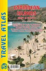 East & South Caribbean Islands Atlas by International Travel Maps