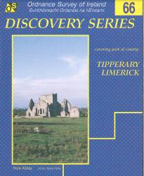 Tipperary, Limerick, Ireland Discovery Series #66 by Ordnance Survey (Ireland)