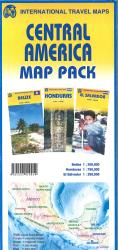 Central America Map Pack by