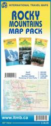 Alpine Countries Map Pack by