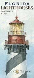 Florida Lighthouses Map by Bella Terra Publishing LLC