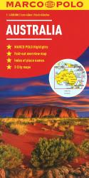 Australia by Marco Polo Travel Publishing Ltd