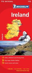 Ireland (712) by Michelin Maps and Guides