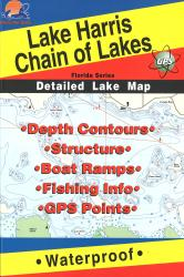 Lake Harris Chain of Lakes by Fishing Hot Spots