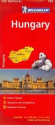 Hungary (732) by Michelin Travel Partner