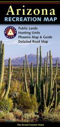 Arizona Recreation Map by Benchmark Maps