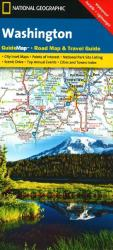 Washington GuideMap by National Geographic Maps