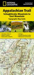 Appalachian Trail Topographic Map Guide, Schaghticoke Mountain to East Mountain by National Geographic Maps