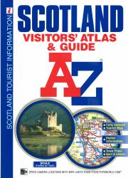 Scotland, Visitor's Atlas & Guide by Geographers' A-Z Map Company