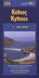 Kythnos, Greece by Road Editions