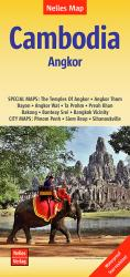 Cambodia and Angkor by Nelles Verlag GmbH