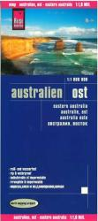 Australia, Eastern by Reise Know-How Verlag