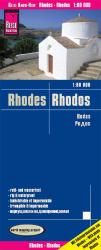 Rhodes, Greece by Reise Know-How Verlag