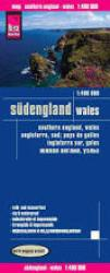 Wales and Southern England by Reise Know-How Verlag