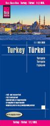 Turkey and Cyprus by Reise Know-How Verlag